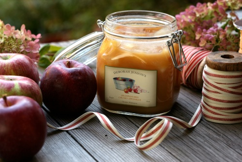Canning Label - Apple Picking