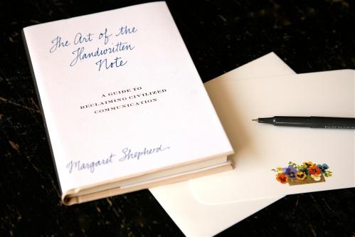 The Art of the Handwritten Note