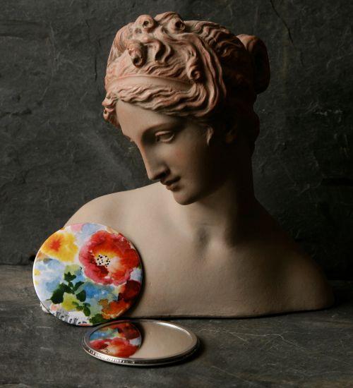 Pretty Pocket Mirrors by Felix Doolittle