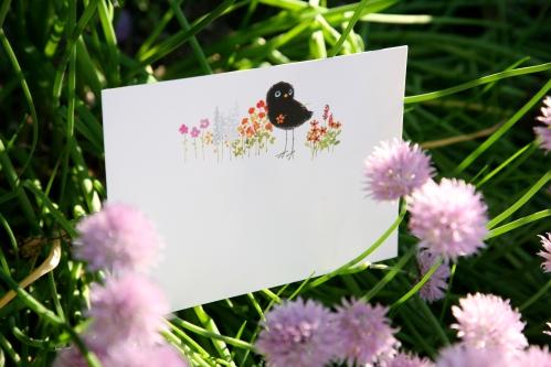 Ikootan - Meadow   Hello! Single Card